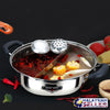 idrop Stainless Steel Mandarin Duck Hot Pot Two Flavor [30cm,32cm]