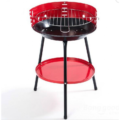 Mini Portable Outdoor Charcoal Barbecue Grill
