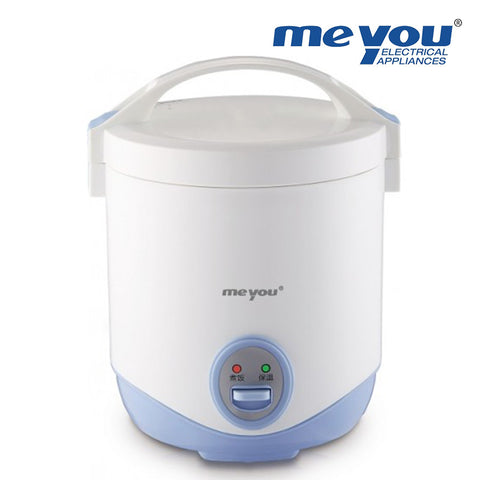 MEYOU Mini Smart Rice Cooker 1.0L