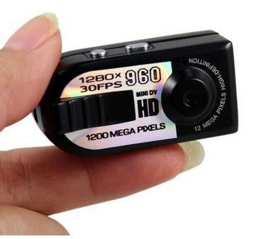 Mini Thumb DV HD 960P Spy Hidden Camera Camcorder Support up to 32GB TF Card Q5