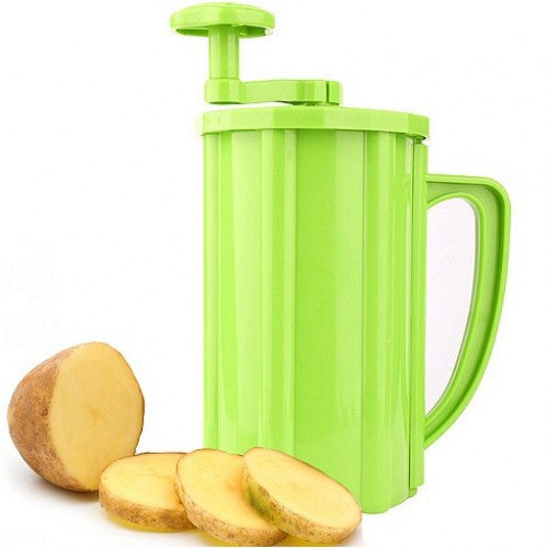 Multifunction Potato Tower Machine