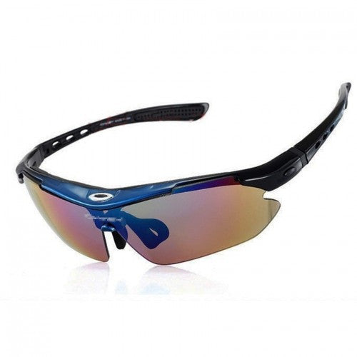 New Design Outdoor Polarised Sunglasses + Free Glasses Case