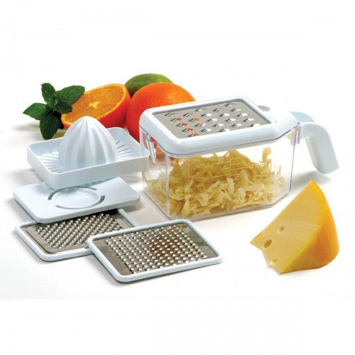 Norpro Multi Grater With Juicer