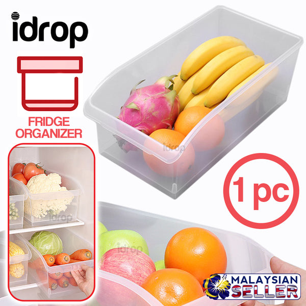 idrop Large Fridge Organizer General Purpose Shelf Rack [ 1pc ]
