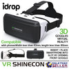 idrop VR SHINECON SC-G06  - Virtual Reality 3D Goggle Smartphone Mount