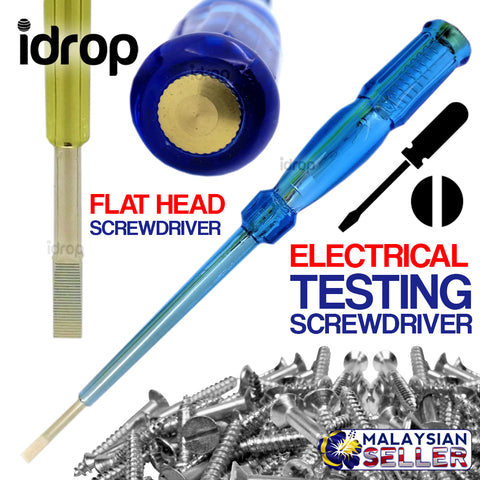 idrop Test Pen Electrical Testing Screwdriver