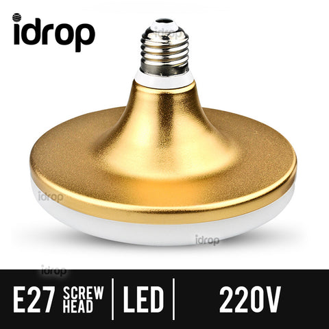 idrop Super Bright LED E27 Light Bulb UFO Saucer