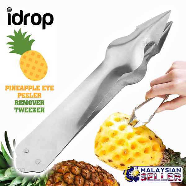idrop Pineapple Eye Peeler Remover Tweezer