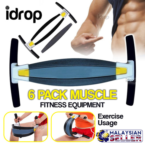 idrop Abdorminal 6 Pack Muscle Fitness Exercise Equipment