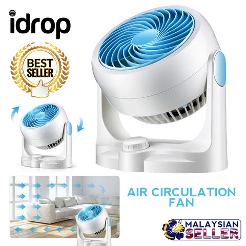 idrop COOLING FAN - Air Circulation Fan