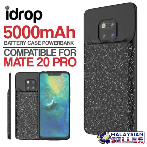 idrop Battery Case Powerbank 5000mAh for Mate 20 Pro