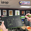 idrop Graffito Writing Pad for Learning, Drawing and Playing