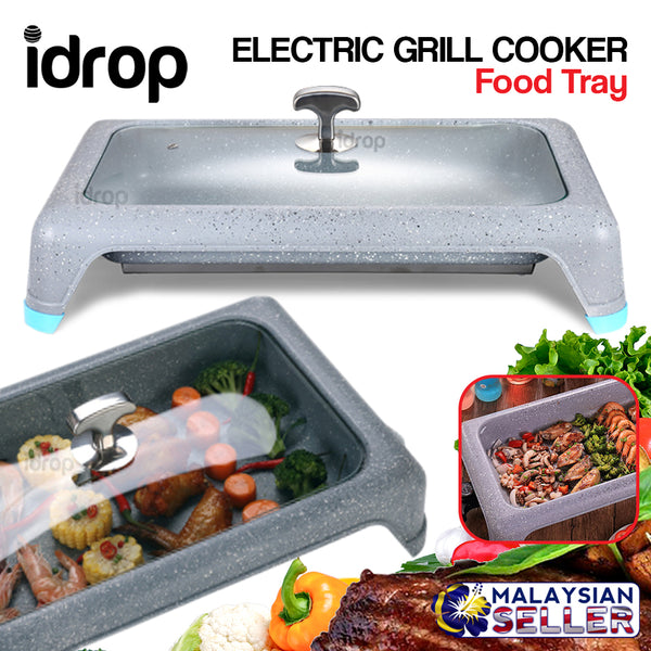 idrop Electric Grill Cooker Food Tray [ MKD-630 ]