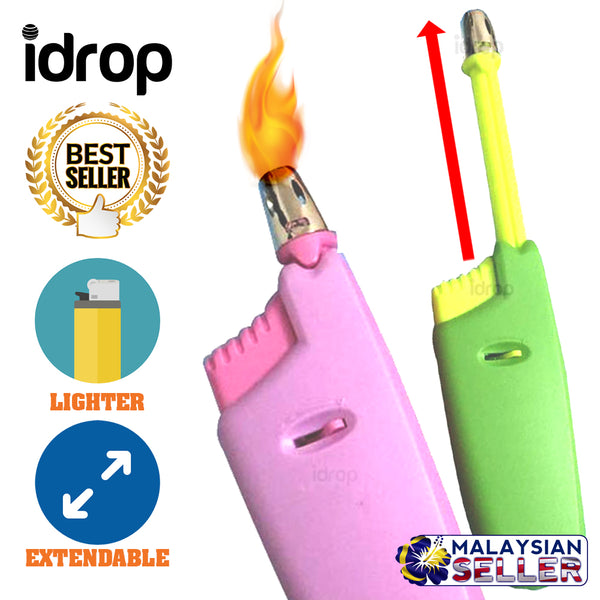 idrop EXTENDABLE LIGHTER - Kitchen  Fire Igniter