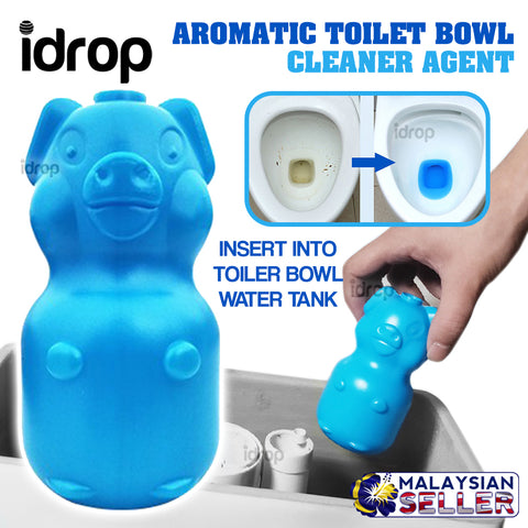 idrop 230g Aromatic Toilet Bowl Water Flush Tank Cleaner Agent
