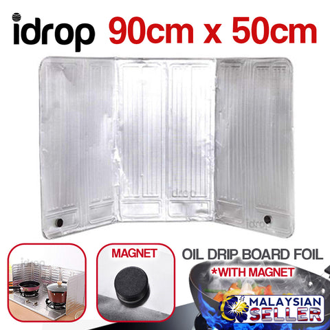 idrop Kitchen Oil Drip Board Foil [ 90cm x 50cm ]