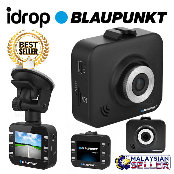 idrop BLAUPUNKT DVR BP 2.0 FHD - Car Camera Dash Cam Recorder