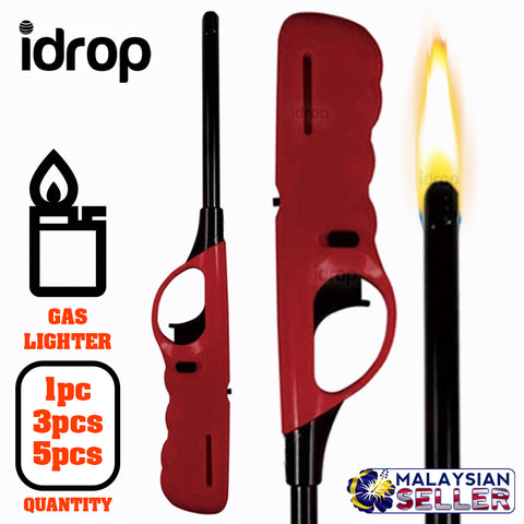 idrop  HONBAN Black Tip Kitchen Gas Lighter [ HB-003CF ] [ 1pc / 3pcs / 5pcs ]