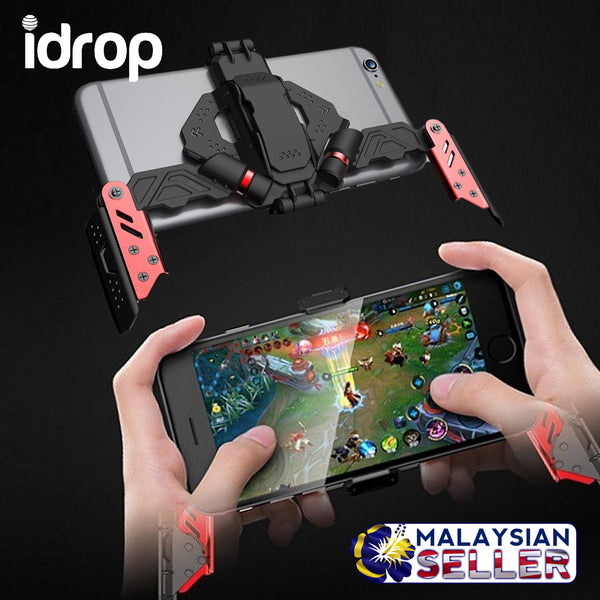 idrop Crab Model II - Portable Gamepad Smartphone Holder