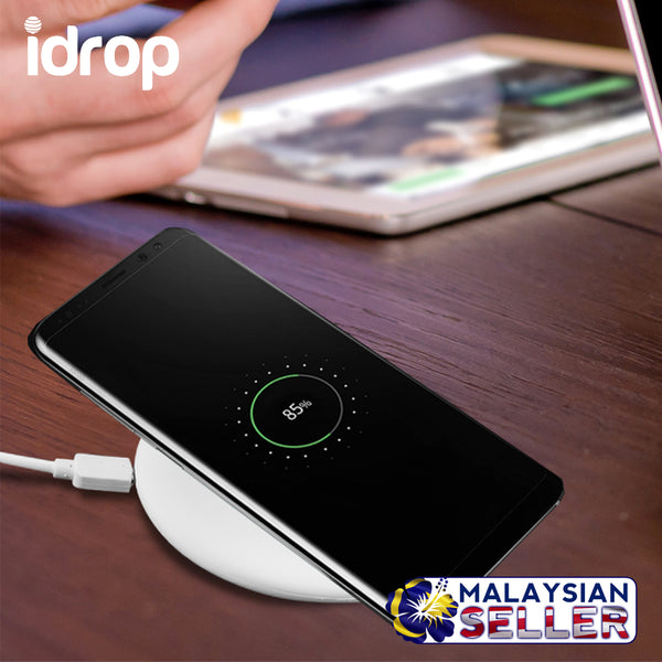 idrop Fast Charge Wireless Charger - Fast Quick Qi Charger wireless charger charging
