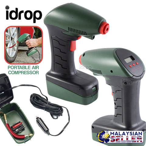 idrop Portable Air Compressor [ MA-018 ]
