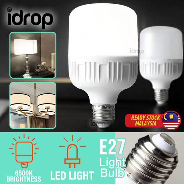idrop 65W E27 LED Cylindrical Light Bulb [ 6500K ]