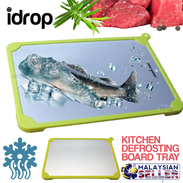 idrop Kitchen Defrosting Board Tray