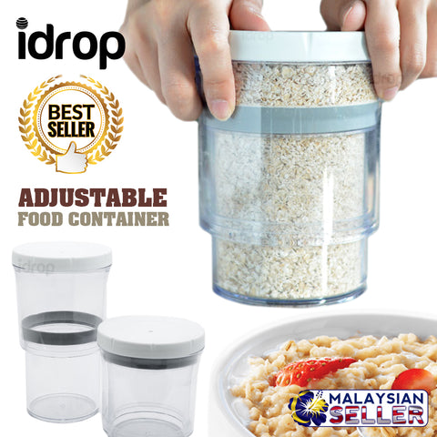 idrop THE ADJUSTABLE CONTAINER - Food Storage