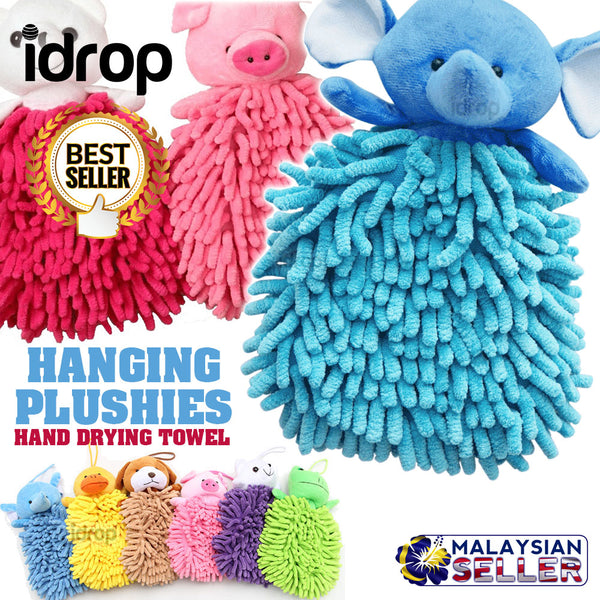 idrop HANGING PLUSHIE - Kitchen Hand Dry Towel
