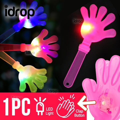 idrop LED Hand Clap Light Flexible Luminous Stick