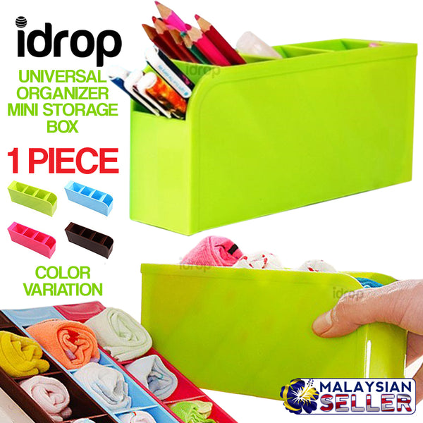 idrop Universal Table Desk Mini Organizer Storage Box [ 1pc ]