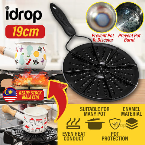 idrop Heat Conduction Enamel Cooking Plate