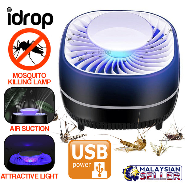 idrop NOVA Mosquito Trap Killing Table Lamp [ NV-812 ]
