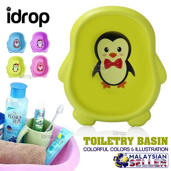 idrop Toilet Bathroom Toiletry Basin