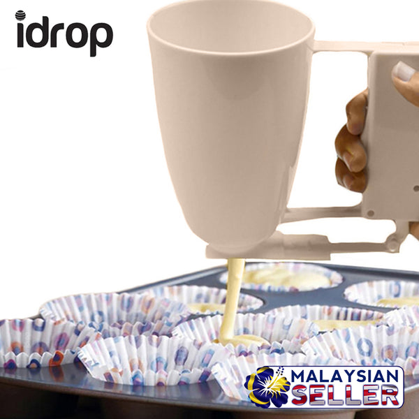 idrop Pastry and Bakery Batter Dispenser - Cooking & Baking Batter Dispenser