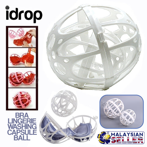 idrop BUBBLE BRA BALL Lingerie Washing Capsule