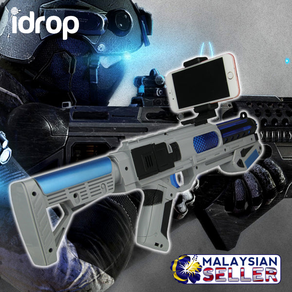 idrop AR Virtual Reality AR Gaming Bluetooth Gun shooting game for smartphone