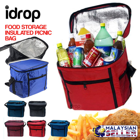 idrop SUMMER STYLE Picnic Travel Insulated Food Storage Bag