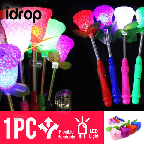 idrop LED Flower Light Flexible Luminous Stick