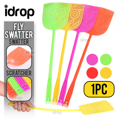 idrop Plastic Insect Fly Swatter / Pemukul Lalat [ 1pc ]