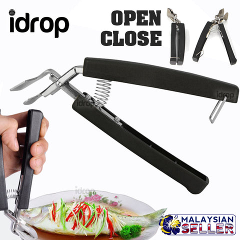 idrop PLATEWARE CLIPPER - Plate Bowl Clip Holder [ MCJ-0832 ]