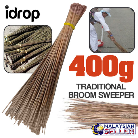 idrop Traditional Broom Sweeper [ PENYAPU LIDI ]