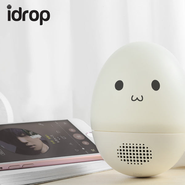 idrop Roly Poly Speaker Bluetooth with Multiple color ambient light