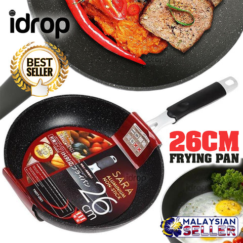 idrop 26CM SARA PAN - Kitchen Cooking Frying Pan