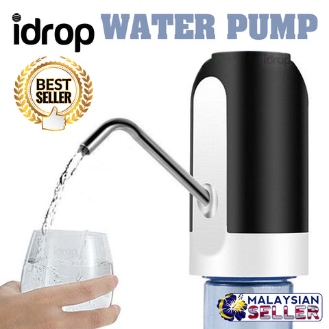idrop WATER PUMP - USB Smart Wireless Pumping Unit