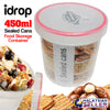 idrop 450ml Sealed Cans - Small Food Container Storage [ SR708 ]