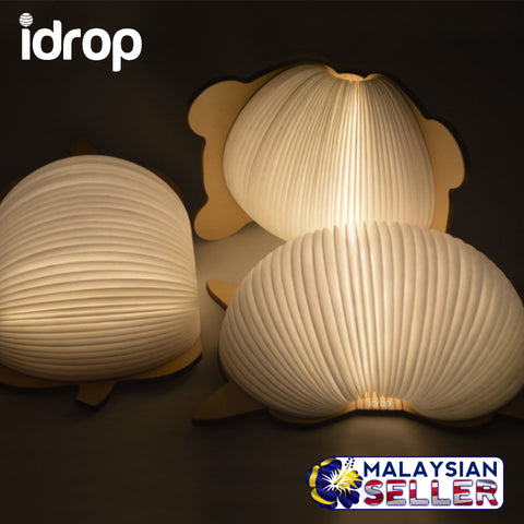 idrop LED Book Lamp with Multiple Lights | Your Friend at Night