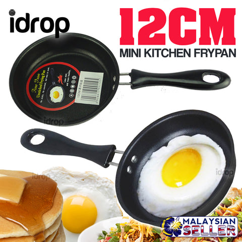 idrop 12CM Mini Cooking Kitchen Frying Pan