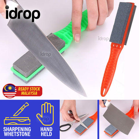 idrop Whetsone Handheld Knife & Scissor Sharpener
