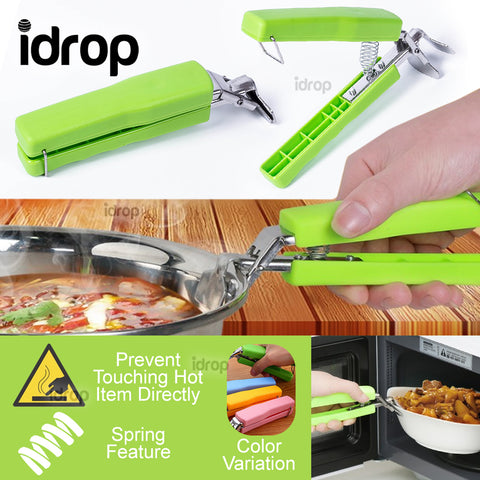 idrop HOT CLIPPER - Plateware Plate Bowl Clip Holder